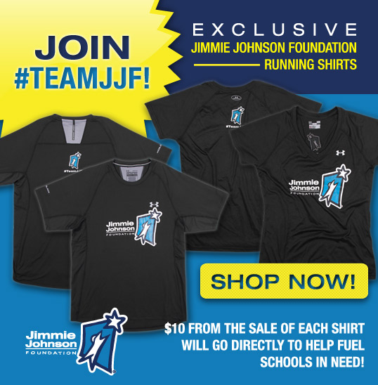 JJ Foundation Running Shirts