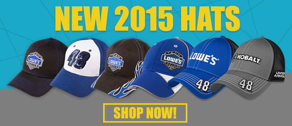New 2015 Hats!