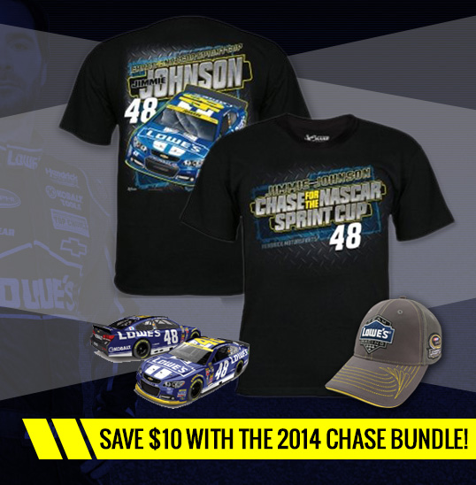 Gear up for the Chase!