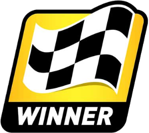 FREE Winner Decal!