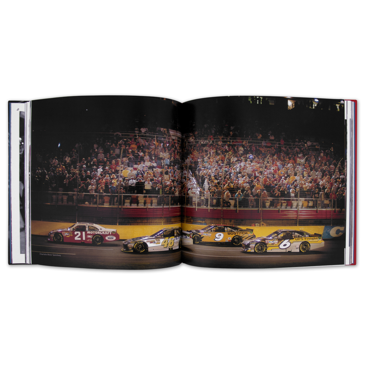 "Autographed Copy - Jimmie Johnson ""On The Road"" Book"