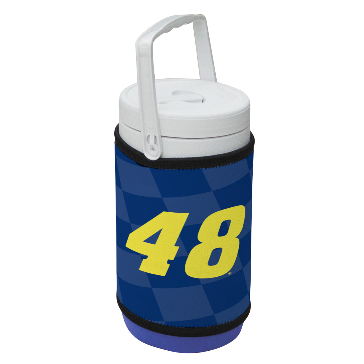 Jimmie Johnson 1/2 Gallon Jug Cooler Cover