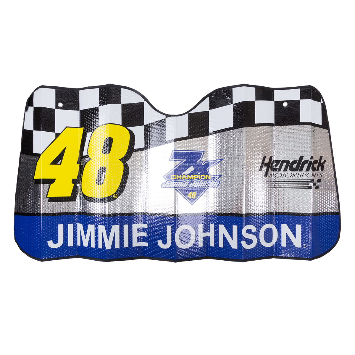 Jimmie Johnson #48 Sunshade