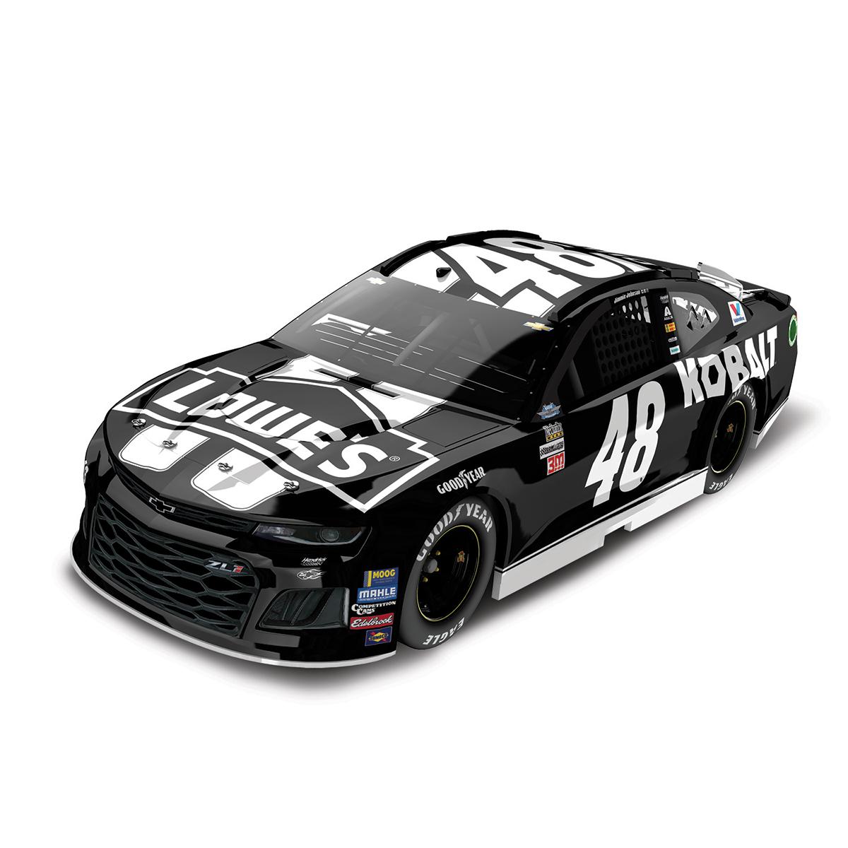 Jimmie Johnson 2018 NASCAR Throwback Elite 1:24- Die-Cast