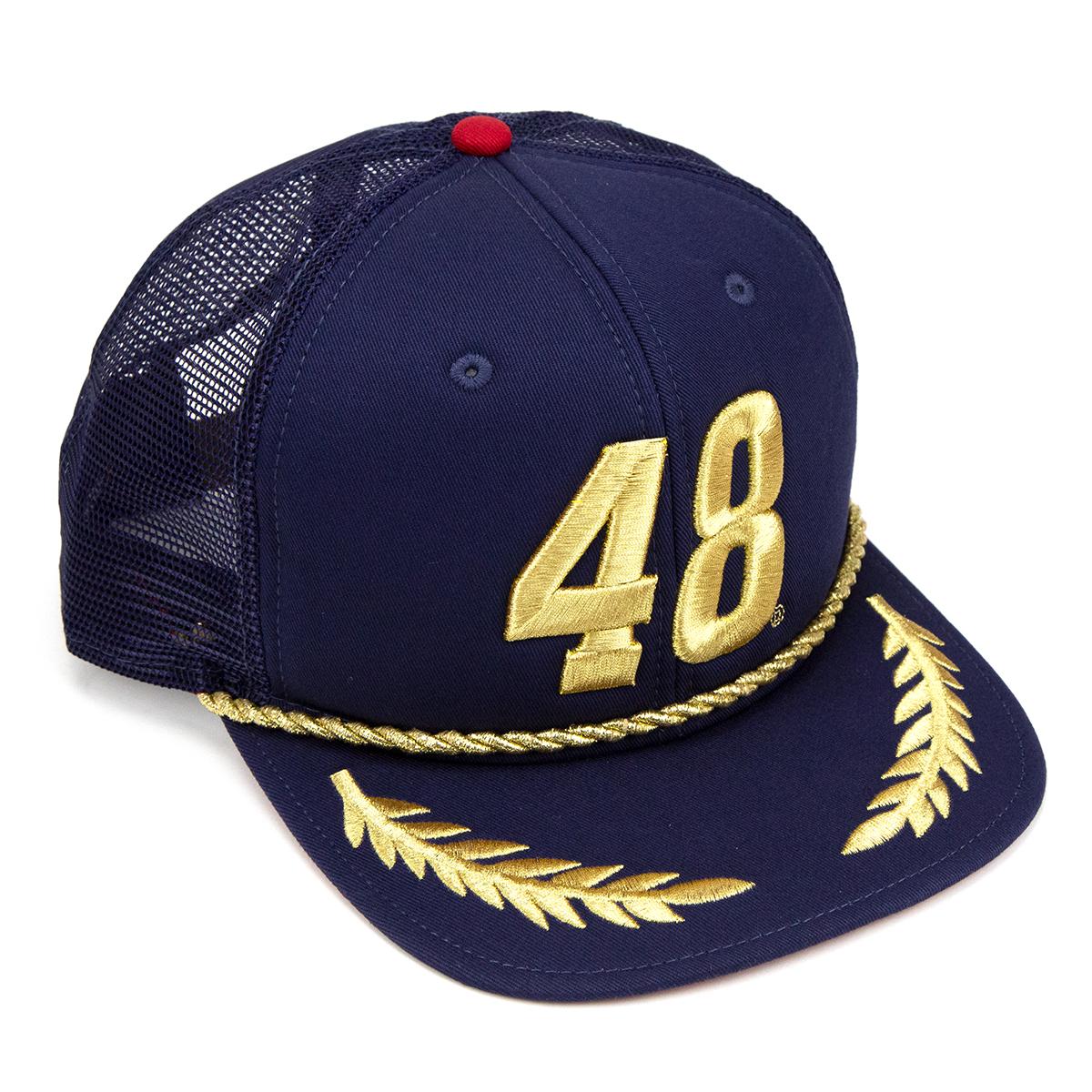 Jimmie Johnson #48 2019 NASCAR New Era HC950 Scrambled Hat