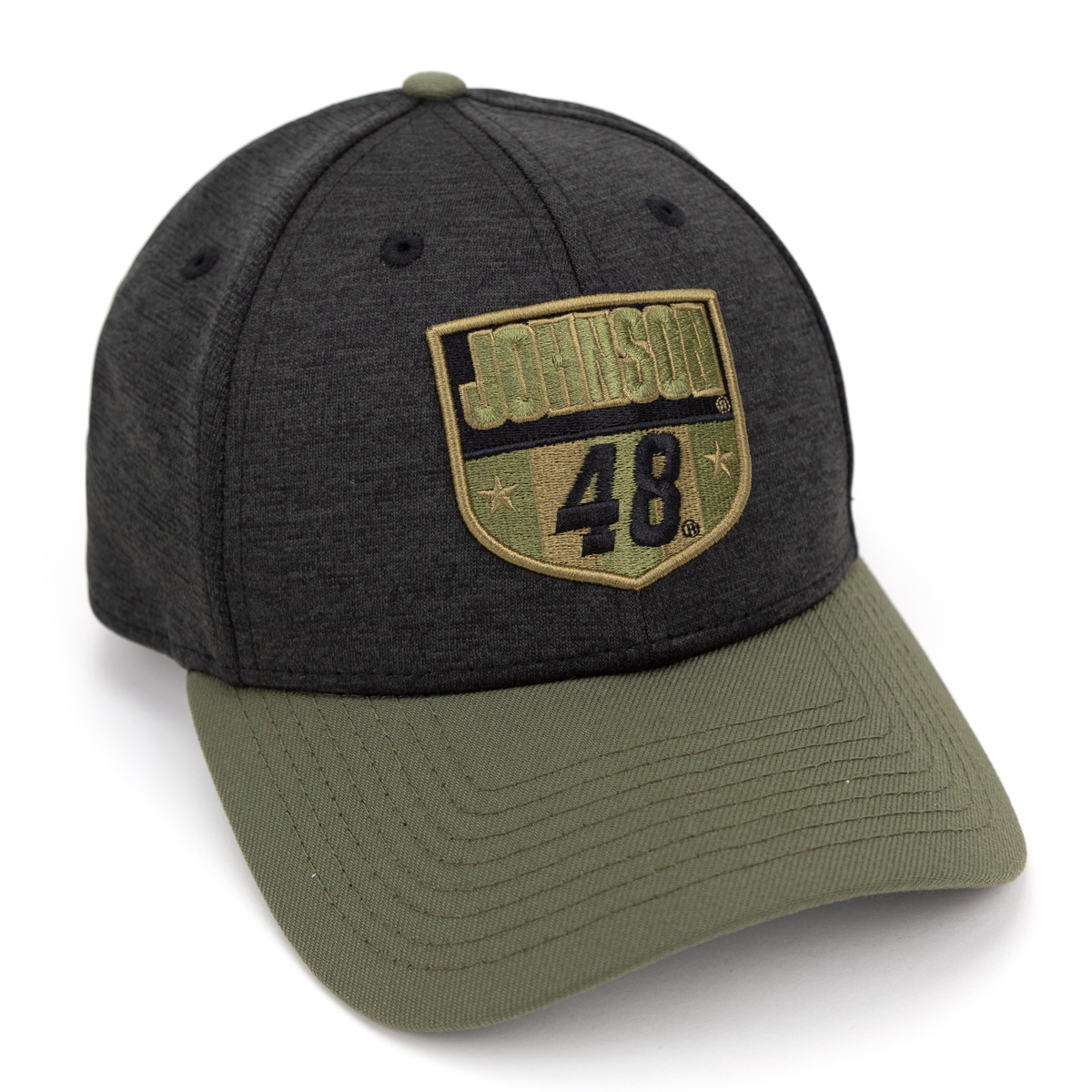 #48 Jimmie Johnson 2019 NASCAR New Era Military Salute Hat