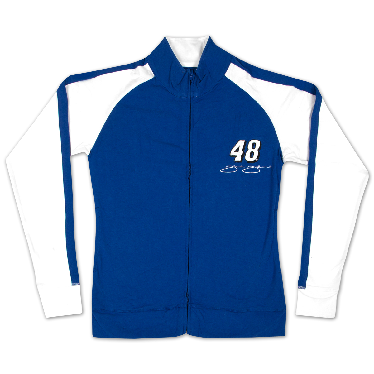 Jimmie Johnson # 48 Ladies Milestone Jacket