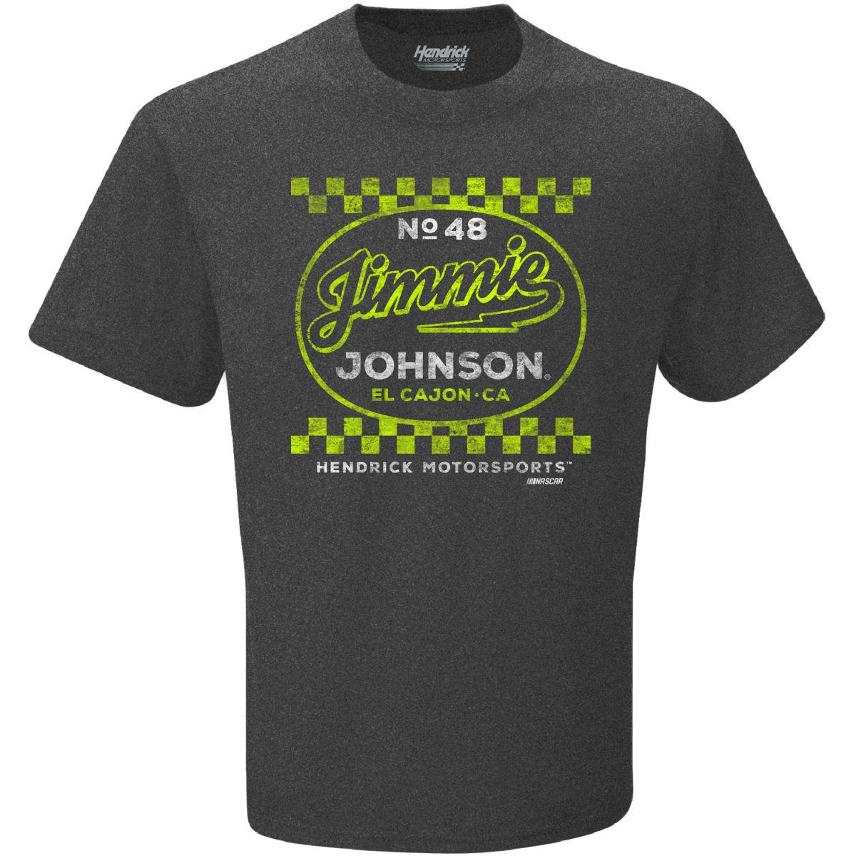 Jimmie Johnson #48 NASCAR Vintage T-shirt
