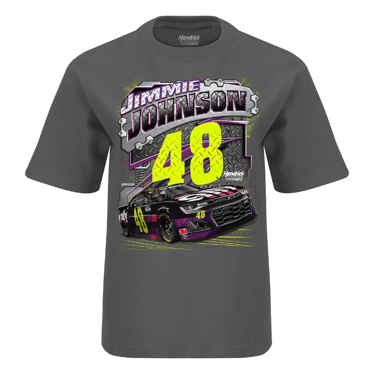 Jimmie Johnson #48 2020 Ally Youth Surge T-shirt