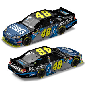 Jimmie Johnson #48 2010 Foundation 1:24 Die Cast
