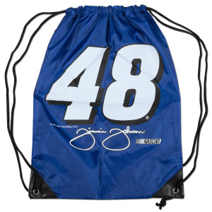 Jimmie Johnson #48 Cinch Bag