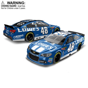 Jimmie Johnson 2013 Lowes 1:64 Scale Diecast HARDTOP