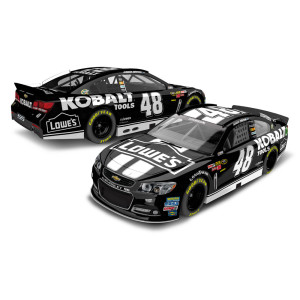Jimmie Johnson 2013 Kobalt Tools 1:64 Scale Diecast HARDTOP