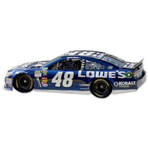 Jimmie Johnson 2013 Martinsville Win 1:24 Scale Diecast