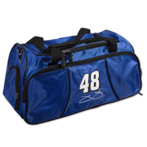 Jimmie Johnson Athletic Duffel Bag