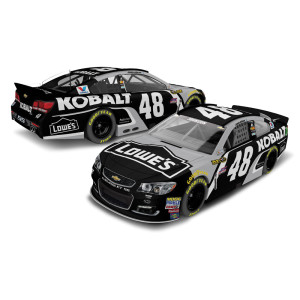 Jimmie Johnson 2016 #48 Kobalt 1:64 Scale Nascar Sprint Cup Series Die-Cast