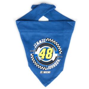 Jimmie Johnson #48 Pet Bandana - L/XL