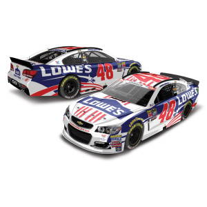 Jimmie Johnson #48 2016 Power of Pride 1:64 Scale Nascar Sprint Cup Series Die-Cast