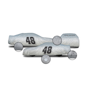 Jimmie Johnson #48 Elite Car Cover