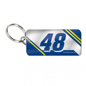Jimmie Johnson Keychain