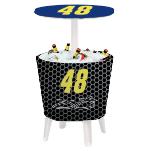 Jimmie Johnson 4 Season Event Cooler Table