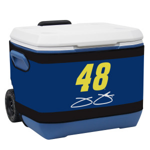 Jimmie Johnson 50 Quart Cooler Cover