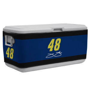 Jimmie Johnson 100 Quart Cooler Cover