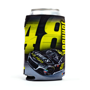 Jimmie Johnson #48 2018 NASCAR Can Cooler - 12 oz