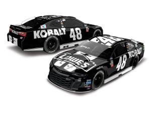 Jimmie Johnson 2018 NASCAR Throwback  HO 1:24- Die-Cast