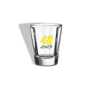 Jimmie Johnson #48 Shot Glass