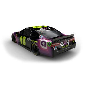 Jimmie Johnson 2019 NASCAR Ally 1:64 Die-Cast