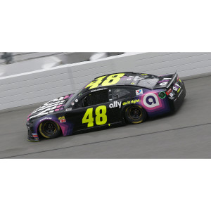 Jimmie Johnson 2019 NASCAR Clash at Daytona Winner 1:24 ELITE Die-Cast