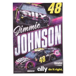 #48 Jimmie Johnson NASCAR 2019 Vertical Flag