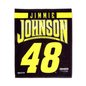 #48 Jimmie Johnson NASCAR 2019 Rally Towel