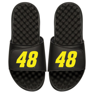 #48 Jimmie Johnson NASCAR Neon Number ISlides