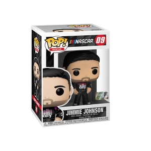 Jimmie Johnson FUNKO POP! Vinyl Figure
