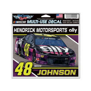 "Jimmie Johnson #48 2020 ally Multi-Use Decal 5""x 6"""