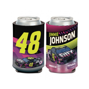 Jimmie Johnson #48 2020 ally Can Cooler 12oz