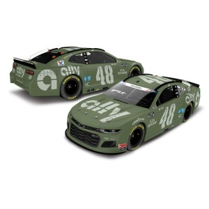 Jimmie Johnson #48 2020 Ally Patriotic NASCAR Cup 1:24 ELITE - Die Cast