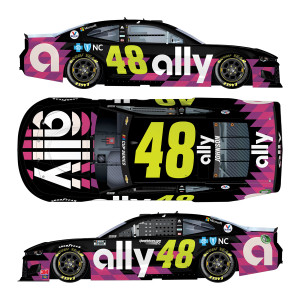 Jimmie Johnson #48 2020 NASCAR All-Star Race Ally 1:24 ELITE Die-Cast