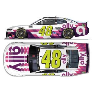 Jimmie Johnson No. 48 Ally / Blue Cross Blue Shield NASCAR Cup Series HO 1:24 - Die Cast