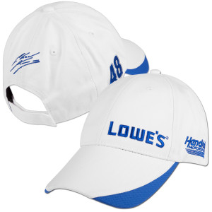 Chad Knaus #48 Lowes Crew Chief Hat