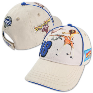 Jimmie Johnson Madagascar Youth Adjustible Hat