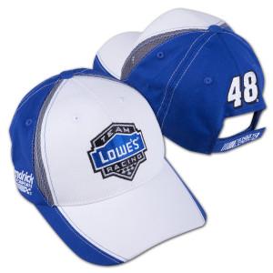 Jimmie Johnson Lowe's Fan Up Cap