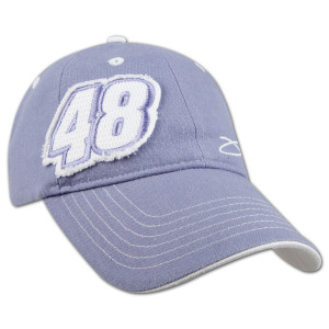 Jimmie Johnson #48 Ladies Linen Cap - OSFM