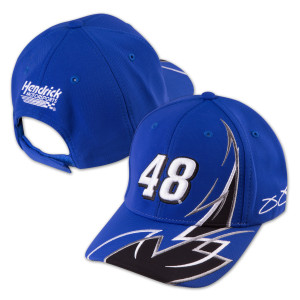Jimmie Johnson -  Chase Authentics Adult Fragment Hat
