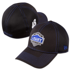 Jimmie Johnson - 2015 New Era Black Neo 39Thirty Stretch Fit Hat