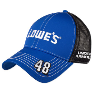 Jimmie Johnson #48 Lowes Official HMS Team Cap by Under Armour