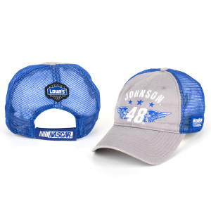 Jimmie Johnson #48 Star Wings Hat