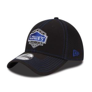 New Era Jimmie Johnson #48 Black Team Neo 39THIRTY Hat